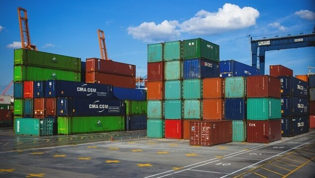 multimodal and intermodal shipping