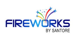 fireworks by santore logo
