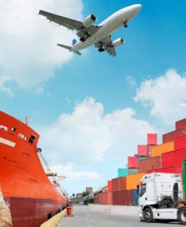 Choosing a freight forwarding company