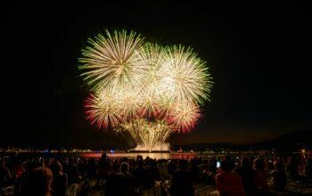 amazing fireworks show image Number 2