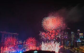 amazing fireworks show image Number 3
